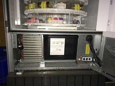 Ausstattung Kühlung