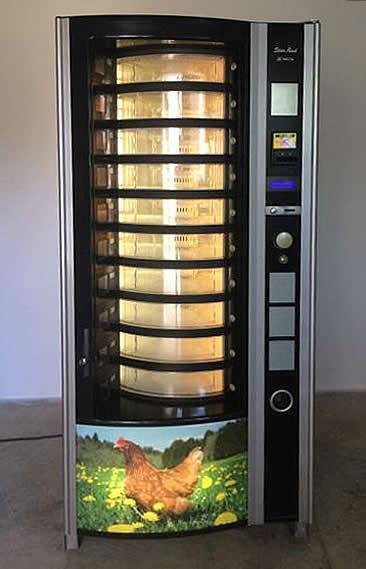 Verkaufsautomat Starfood